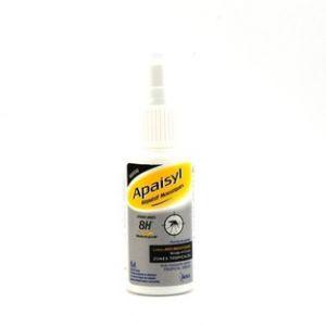 Apaisyl Répulsif anti-moustiques lotion