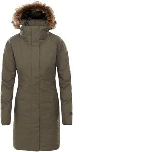 The North Face Women's Arctic II Parka new taupe