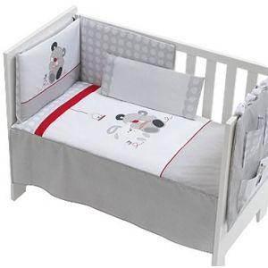 linge de lit bebe interbaby comparer 28 offres. Black Bedroom Furniture Sets. Home Design Ideas