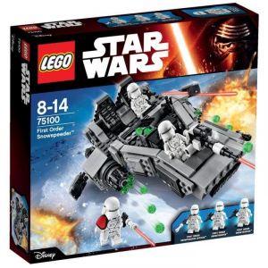 Lego 75100 - Star Wars : Le Snowspeeder du Premier Ordre