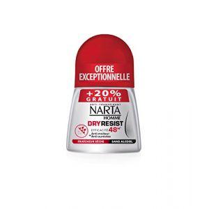 Narta Dry Resist - Déodorant bille pour homme 60 ml