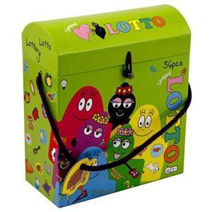 Dujardin Loto Barbapapa boîte spéciale