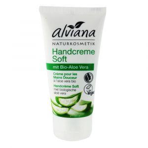 Alviana handcreme soft mit Bio-aloe vera
