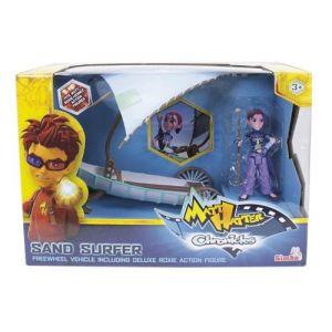 Mattel Figurine Matt Hatter : Roxie et Surf des sables