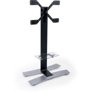 Erard Support meuble TV WILL1400XL 40-75P Noir+TABL & ROUES