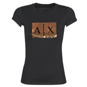 Armani Exchange T-shirt HONEY Noir - Taille S,M,L