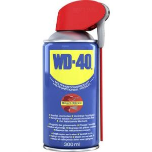 WD-40 Spray Huile Lubrifiant Classic Smart Straw 300ml