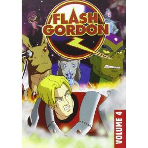 Flash Gordon - Volume 4 (Dessin animé)