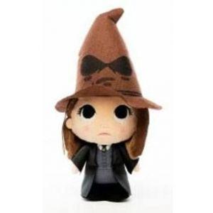 Funko Harry Potter Peluche Super Cute Hermione W/ Sorting Hat 18 Cm