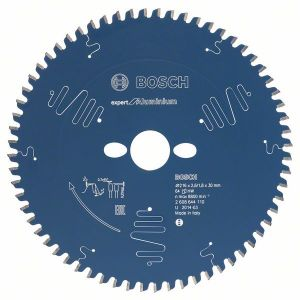 Bosch Lampe de scie circulaire Expert for Aluminium 254x30x2,8mm