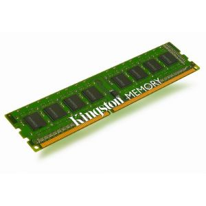 Kingston KVR13N9S8H/4BK - Barrette mémoire ValueRam 4 Go DDR3 1333 MHz 240 pins