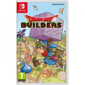 Dragon Quest Builders sur Switch