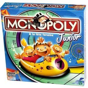 Hasbro Monopoly Junior : A la fête foraine