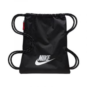 Nike Sac de gym Heritage 2.0 - Noir - Taille ONE SIZE - Unisex