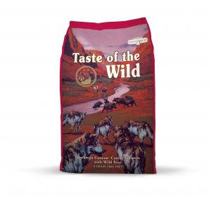 Taste of the wild Croquettes chien Southwest Canyon Contenance : 2 kg