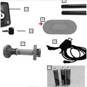 Procopi 34261161 - Membrane et rehausse/commande de pied Aquadeck