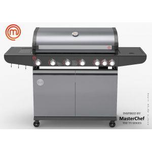 Weber MasterChef - Barbecue à gaz 6 brûleurs