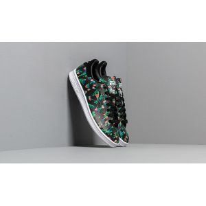 Adidas Stan Smith, Sneakers Basses Femme, Noir Footwear White/Core Black 0, 39 1/3 EU