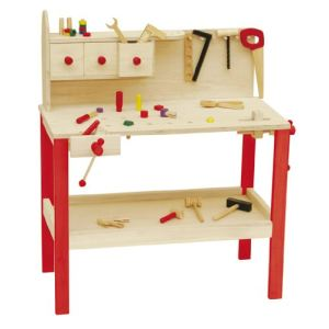 jouet etabli en bois comparer 77 offres. Black Bedroom Furniture Sets. Home Design Ideas