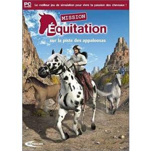 Mission Equitation : Sur la Piste des Appaloosas [PC]