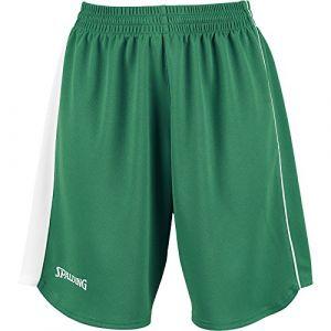 Spalding Spalding 4her II Short pour femme Vert/Blanc xl