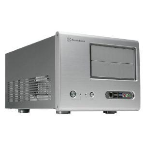 Silverstone Sugo SG01-F USB3.0 - Boîtier Multimédia sans alimentation