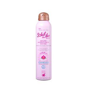 Soleil des iles Brume hydratante divine – Parfum Orchidée Tropicale - 200 ml