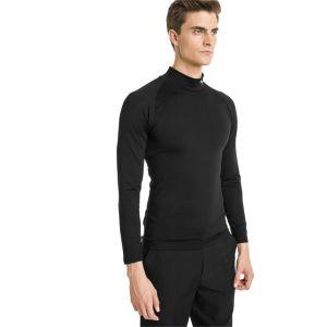 Puma Haut de base Golf pour Homme, Noir, Taille 3XL  