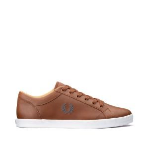 Fred Perry Baskets Baseline Marron - Taille 40