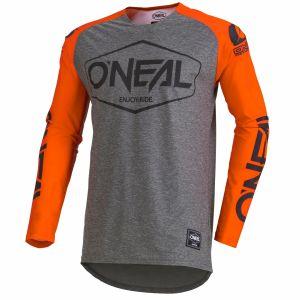 O'neal Maillot cross Mayhem Lite Hexx orange - S