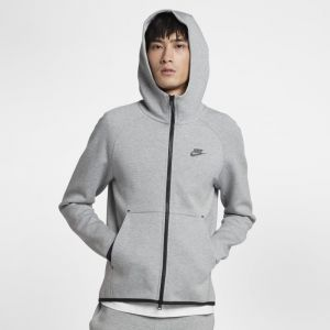 Nike Sweat-shirt Sweat à capuche SPORTSWEAR TECH FLEECE - Ref. 928483-063 Gris - Taille EU XXL,EU S,EU M,EU L,EU XL