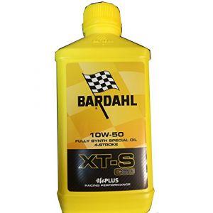 Bardahl Huile moteur pour moto 4 Tps XTS C60 10W50 - 1 L