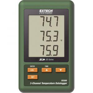 Extech Enregistreur de températures SD200
