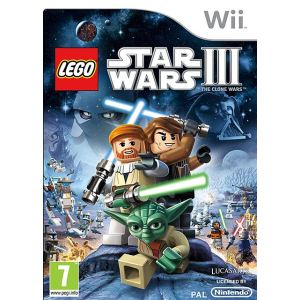 LEGO Star Wars III : The Clone Wars [Wii]