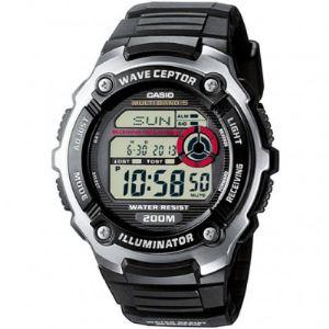 Casio WV-200E - Montre pour homme avec bracelet en résine Radio pilotée