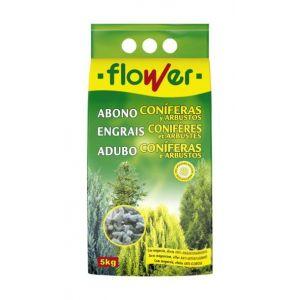 Flower Et arbustes Conifères 10750 engrais