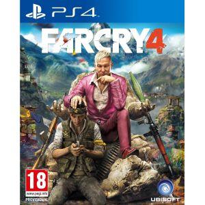 Far Cry 4 sur PS4