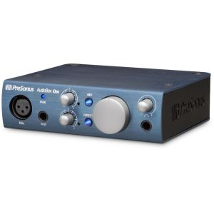 PreSonus Audiobox iOne - Interface audionumérique USB série Audiobox