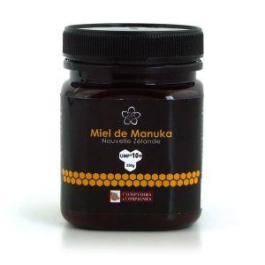 Comptoirs et Compagnies Miel de Manuka IAA 10+ - 250 g