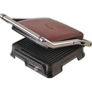Harper HGE280 - Grill à viande électrique avec thermostat réglable