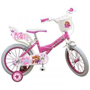 """Vélo pour fille Pat'Patrouille 14"""""""
