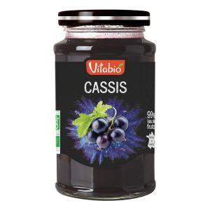 Vitabio Confiture Délice de Cassis Bio 290g