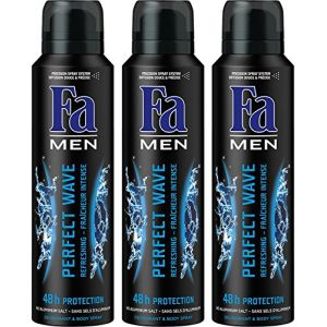 FA Men Perfect Wave - Déodorant fraîcheur intense