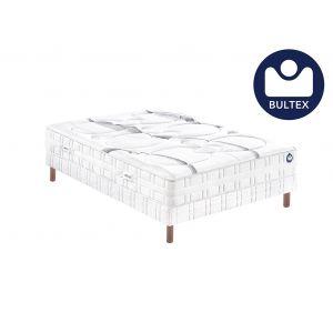 Bultex Ensemble Matelas nano CLEARNESS 24 cm Confort Morphologique 140x200