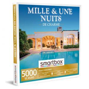 Smartbox Coffret cadeau Mille et une nuits de charme