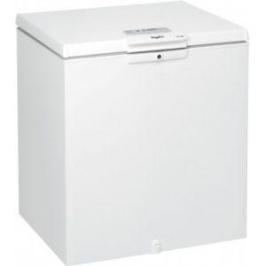 Whirlpool WH2111 - Congélateur coffre 204 Litres