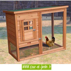 Habrita Poulailler standard 0,5 m²