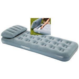 Campingaz 205486 - Matelas d'appoint avec oreiller Smart Quick Bed 1 place