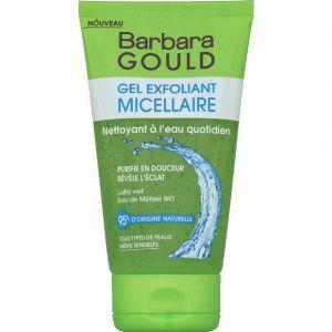 Barbara Gould Gel exfoliant micellaire - Nettoyant à l'eau quotidien