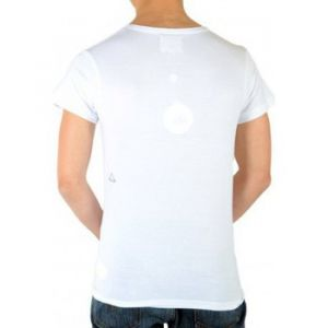 Eleven Paris Tee Shirt Little Monroedream Ss Blanc